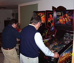Pinball parties in Des Moines, Cedar Rapids, IC, Davenport, Waterloo, Council Bluff, Ames