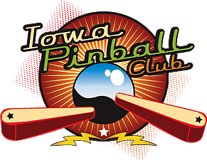 Iowa Pinball Machine Club Game Society Logo