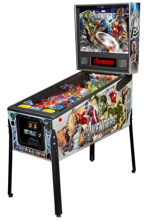 We buy pinball machines